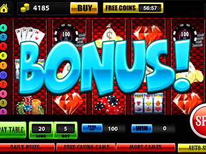 online casino slot casino games